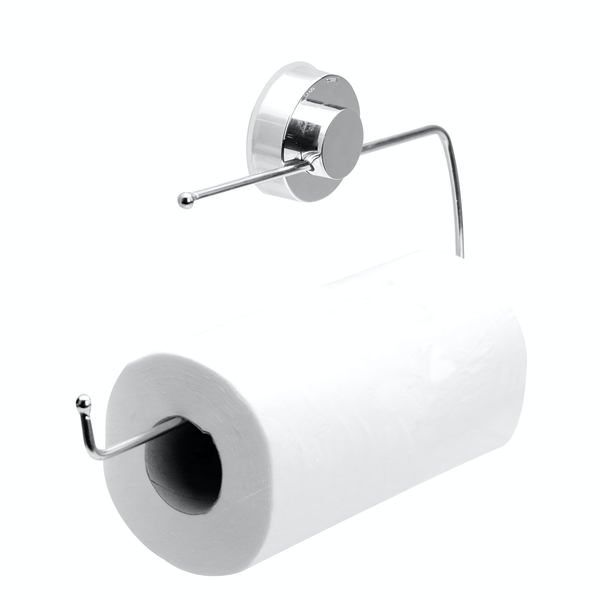 Suction Cup Kitchen Roll Holder | M&W - Image 1