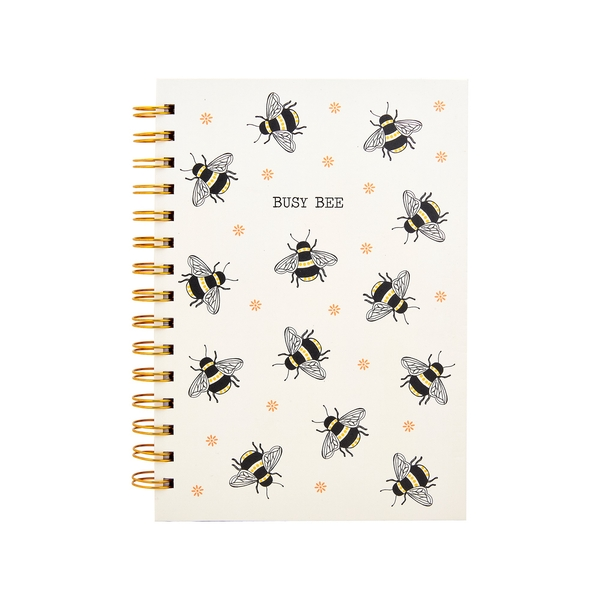 Sass & Belle Busy Bees A5 Notebook