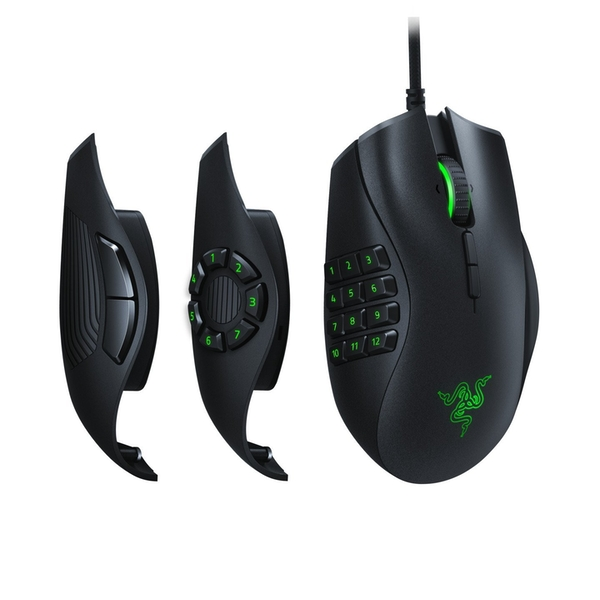 Razer Naga Trinity mice USB Optical 16000 DPI Right-hand
