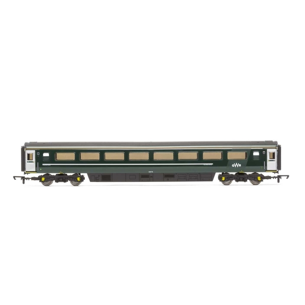 Hornby GWR Mk3 Trailer Standard Open Coach F 42016 Era 11 Model Train