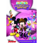 Mickey Mouse Clubhouse: Detective Minnie DVD