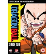 Dragon Ball Season 2 Episodes 29-57 DVD