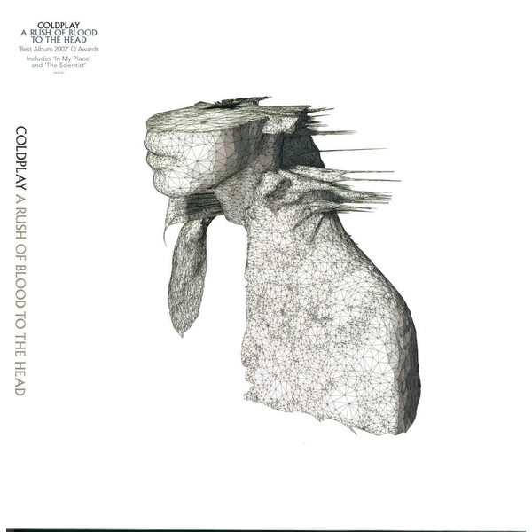 Coldplay - A Rush Of Blood To The Head Vinyl