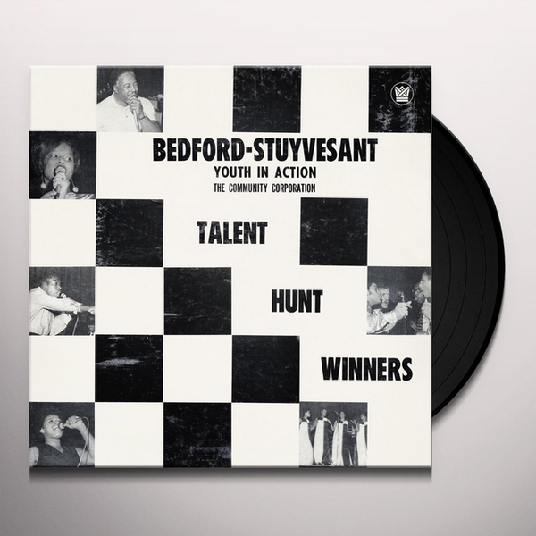 Various - Bedford-Stuyvesant Youth In Action Community Corporation Talent Hunt Winners Vinyl