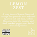 Lemon Zest (Pastel Collection) Wax Melt - Image 4