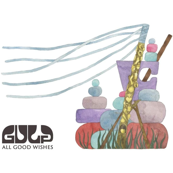 Gulp - All Good Wishes CD