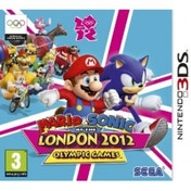 Mario & Sonic At The London 2012 Olympic Games 3DS