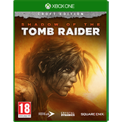 Shadow Of The Tomb Raider Croft Edition Xbox One Game