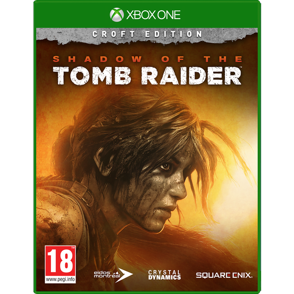 Shadow Of The Tomb Raider Croft Edition Xbox One Game + I Love Tombs Patch - Image 7