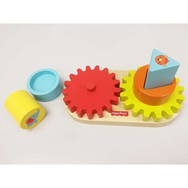 Fisher Price Gear Base 2 Wheels