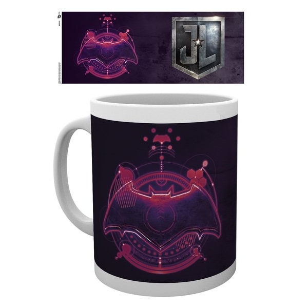 Justice League Batman Logo Mug