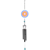 Blue Multi Circle Windchime