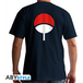 Naruto Shippuden - Uchiha Men's Medium T-Shirt - Navy - Image 2