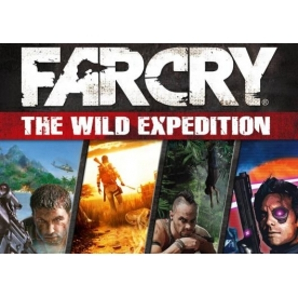 Far Cry Wild Expedition PC CD Key Download for uPlay
