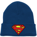 Superman - Logo Beanie - Blue (One size)