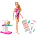 Barbie Sports Doll - Swim N Dive Edition - Image 2