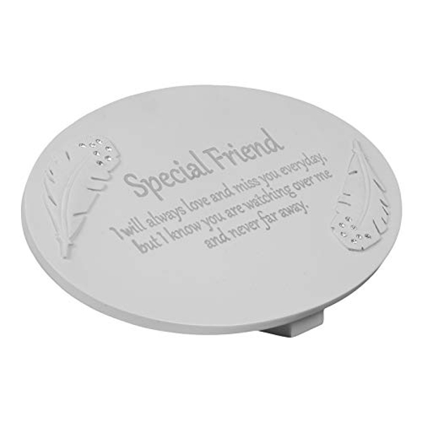 Thoughts of You Resin Memorial Plaque - Special Friend