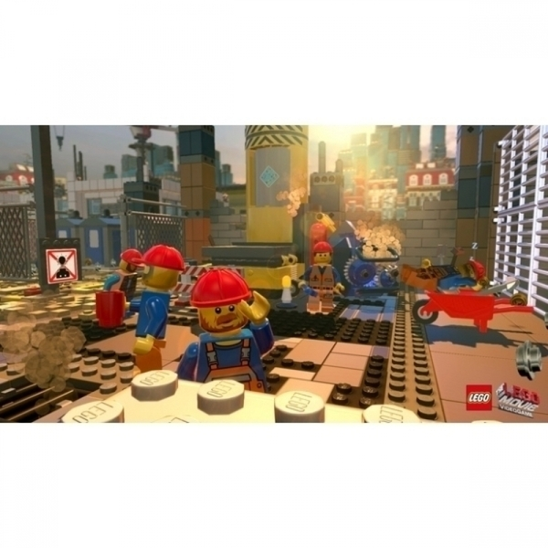 The LEGO Movie The Videogame Game Xbox 360 (Classics) - Image 3