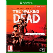 Telltale's The Walking Dead The Final Season Xbox One Game