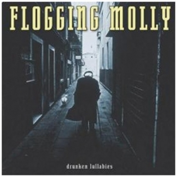 Flogging Molly - Drunken Lullabies CD