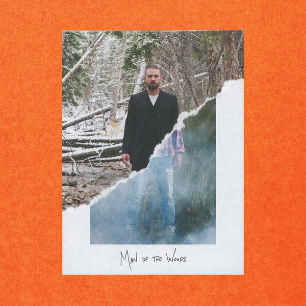 Justin Timberlake - Man Of The Woods CD - Image 1