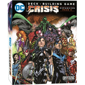 DC Deck-Building Game: Crisis Expansion 4