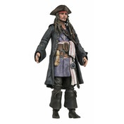 Pirates of the Caribbean Dead Men Tell No Tales Jack Sparrow Action Figure