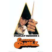 Clockwork Orange Key Art 1 Maxi Poster