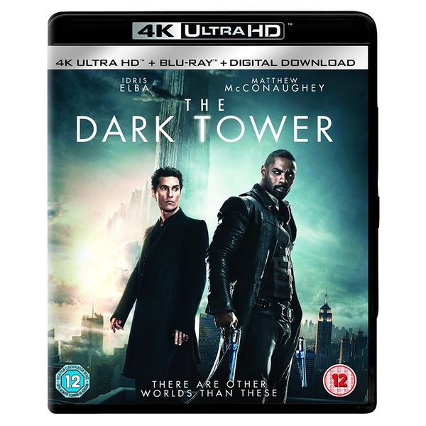 The Dark Tower 4KUHD Blu-ray