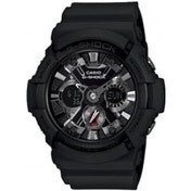 Casio GA201-1A G-Shock Alarm Chronograph Watch