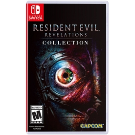 Resident Evil Revelations Collection Nintendo Switch Game