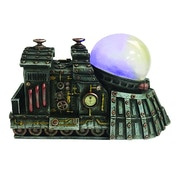 The Prodigious Land Train Steampunk Figurine