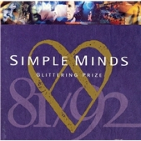 Simple Minds Glittering Prize 1981-1992 CD