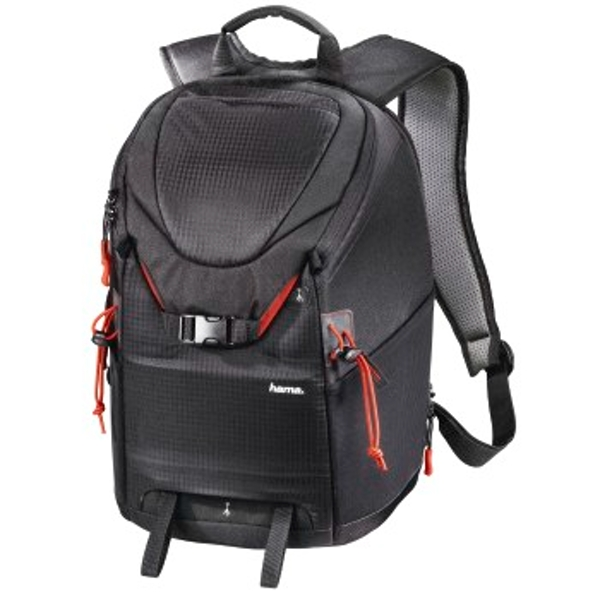 "Image of Hama ""Profitour"" Camera Backpack, 180, black"
