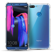 Caseflex Huawei Honor 9 Youth Edition / Honor 9 Lite Alpha TPU Gel Case - Clear