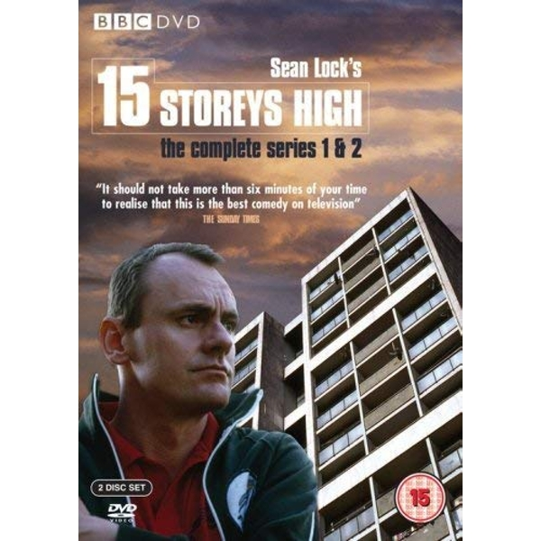 15 Storeys High - Series 1 and 2 DVD