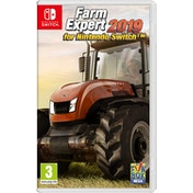 Farm Expert 2019 Nintendo Switch Game