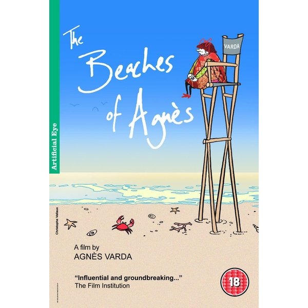 The Beaches Of Agnes DVD
