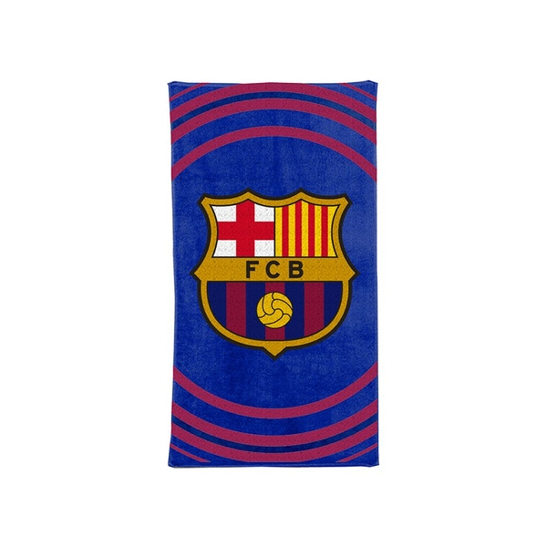 FC Barcelona Pulse Design Towel