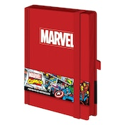 Marvel Logo A5 Notebook