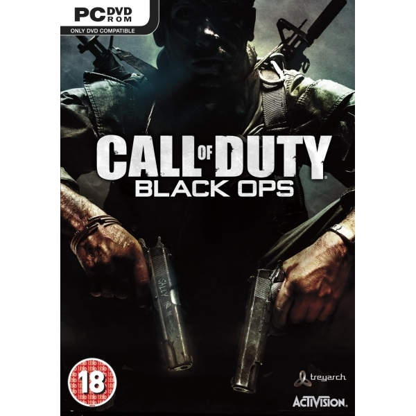 Call Of Duty 7 Black Ops Game PC