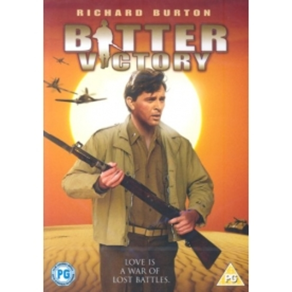 Bitter Victory DVD