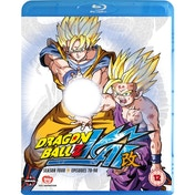 Dragon Ball Z KAI Season 4 Episodes 78-98 Blu-ray