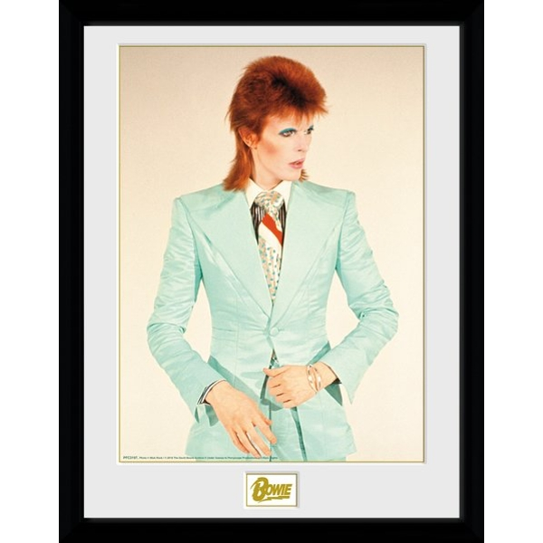 David Bowie Life On Mars Collector Print