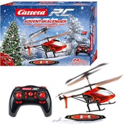 Carrera RC  2.4 GHz Helicopter Red Advent Calendar