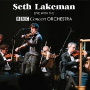 Seth Lakeman - Live With The BBC Concert Orchestra CD