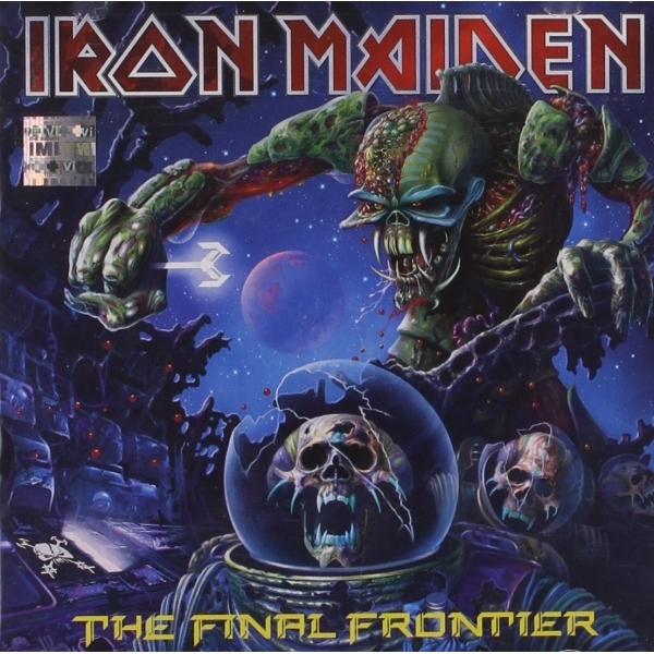 Iron Maiden - The Final Frontier CD