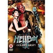 Hellboy 2 - The Golden Army DVD