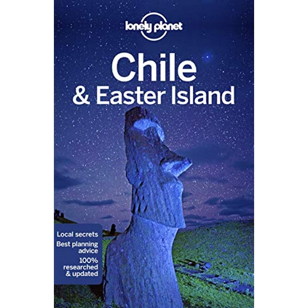 Lonely Planet Chile & Easter Island  Paperback / softback 2018