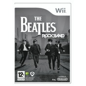 Rock Band The Beatles Solus Game Wii